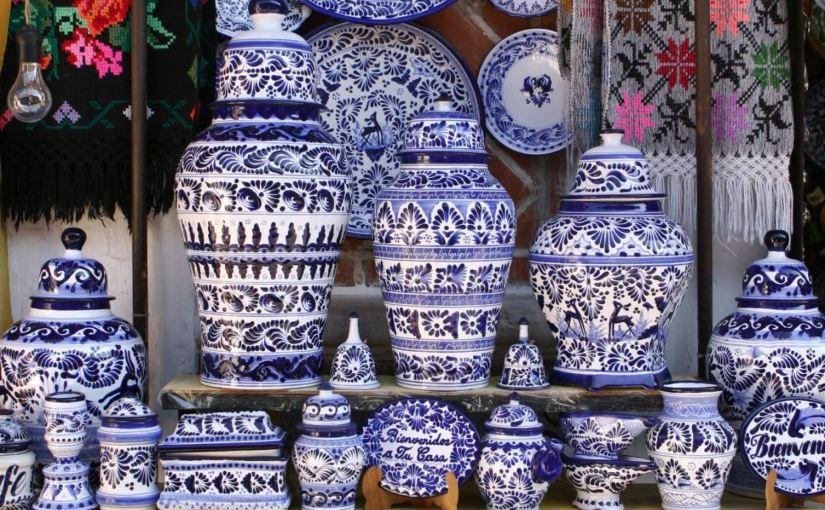 Talavera mexicana, Patrimonio de laHumanidad