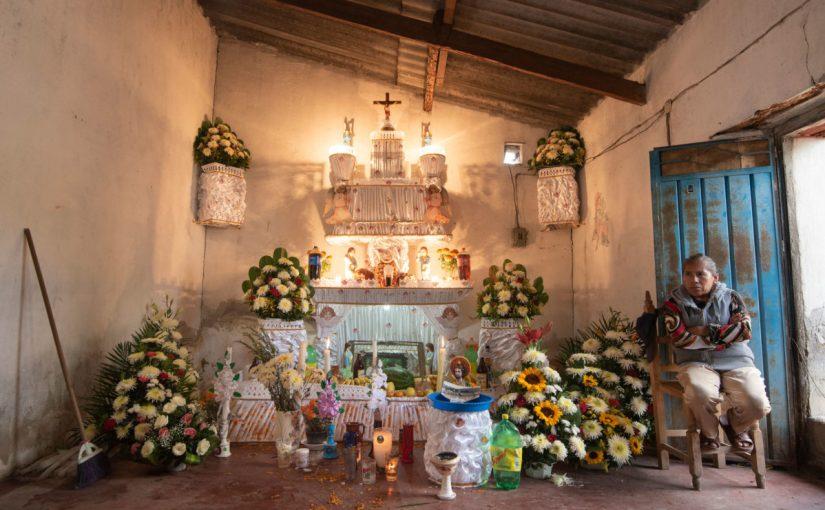 Las ofrendas de Huaquechula, Patrimonio dePuebla