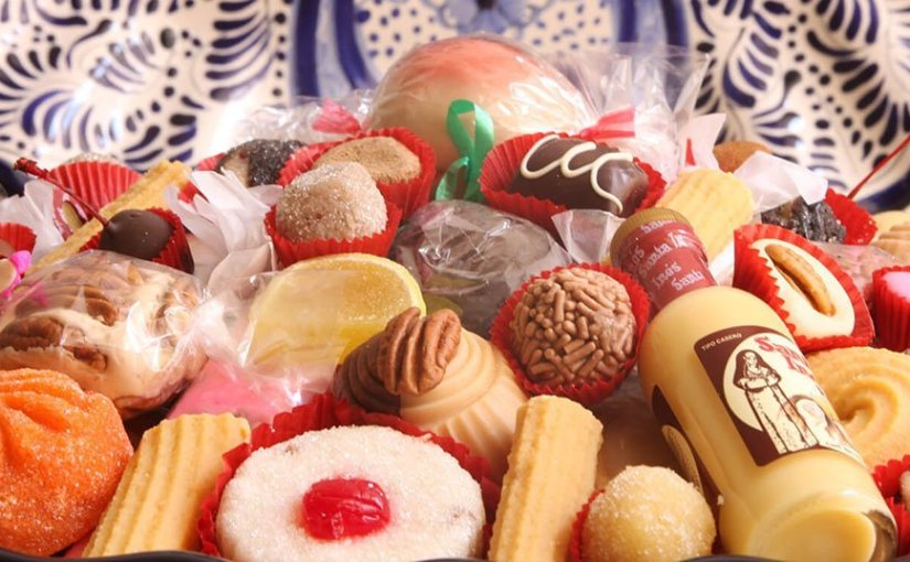 5 dulces poblanos que conocías y que debes deprobar